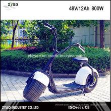 2016 Nueva Scooter eléctrico de 2 ruedas con llantas de aluminio