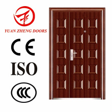 Hot Sale Steel Double Door for Egypt