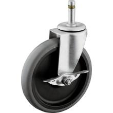 Light Duty Grip Ring Stem Thermoplastische Gummi-Rollen