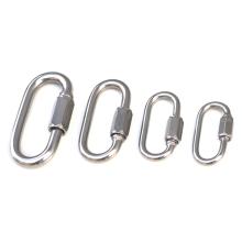 Quick Link Aço Inoxidável SUS 304 SUS 316