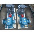 WQCB insulation series asphalt pump