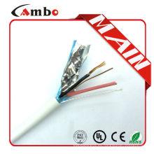 Hecho en los pares múltiples de China encallado cca / ccs / bc / ofc cable de alarma fabricante