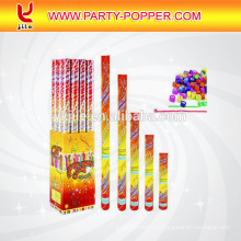 Weihnachtskonfetti / heiße Plastikschweißpistole / Konfetti Kanone Confetti Shooter
