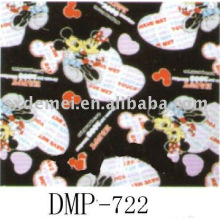 more than five hundred patterns print canvas fabric