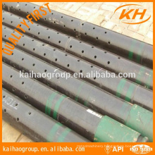 Laser Sand Control N80 Slotted Casing Pipe China manufacture
