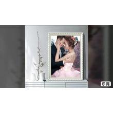 Marco de fotos de boda foto de marco de plástico A1