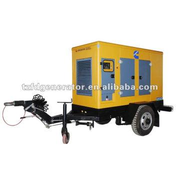 Trailer diesel generator venda