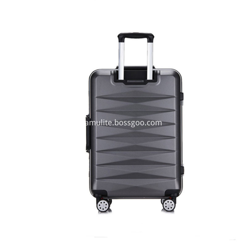 Aluminum alloy Luggage