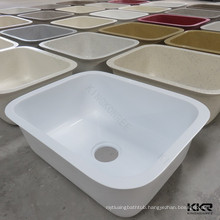 KKR american wash basin/solid surface kitchen sinks
