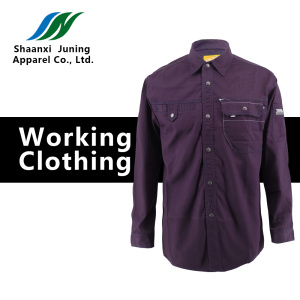 Thicken Fashion Man's Daily Work Shirt