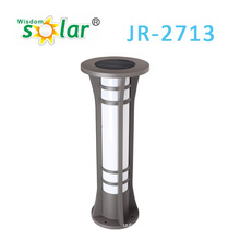 Nice products CE solar bollard lamp with LED for outdoor garden lighting(JR-2713)