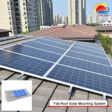 Agua caliente Solar soporte techo montaje sistema (NM0518)