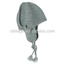 kids' cashmere/wool hats
