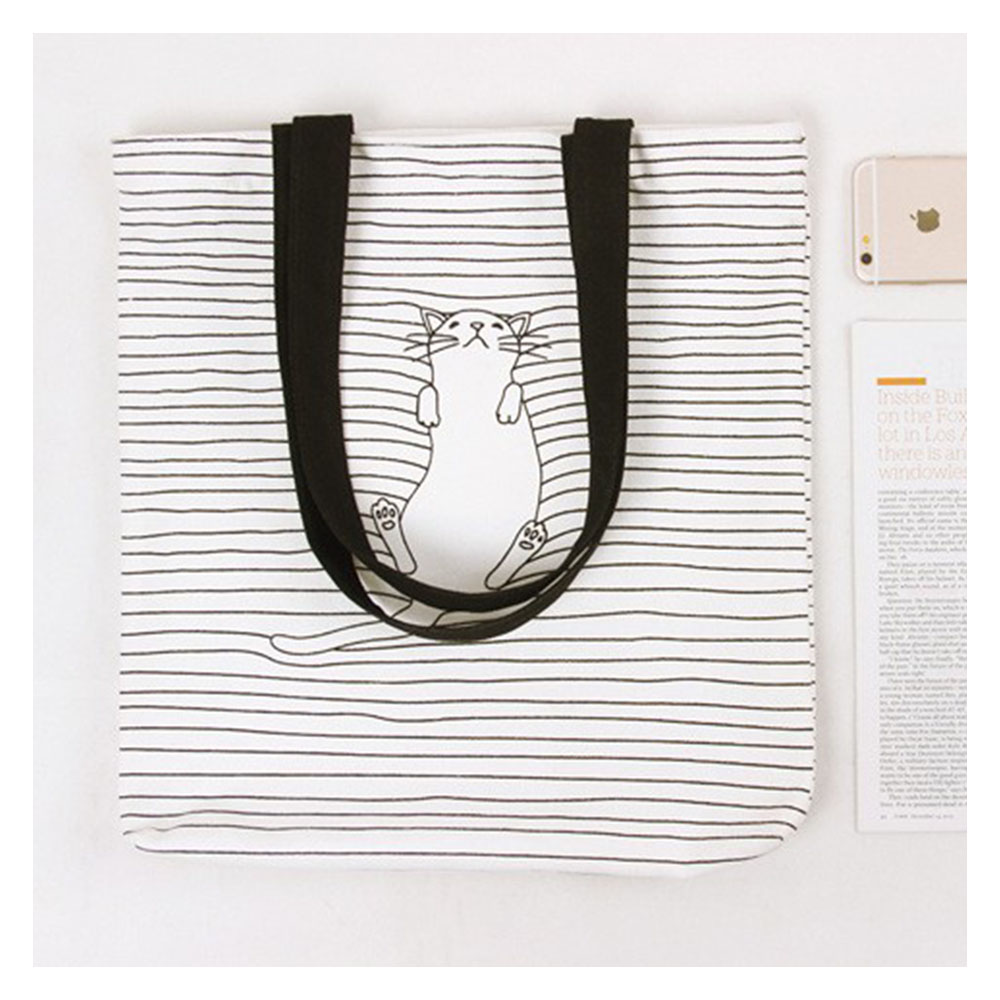 Sale of canvas tote bag