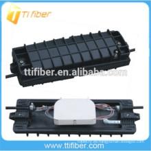 Cierre de empalme de fibra óptica 24Core Inline