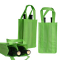 Non woven eco friendly wine bags