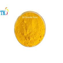 Amarillo soluble en aceite R Amarillo solvente 14 Utilizado en plásticos y aceites industriales.