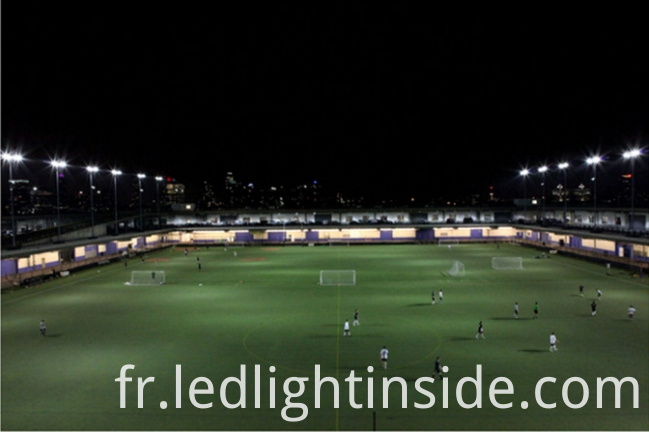 200000lm Philips3030 1500W LED Floodlight for Stadium