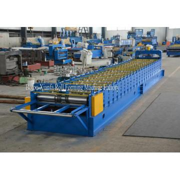 Steel Floor Decking Tiles Forming Machine Price