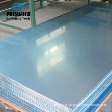 Polierte Spiegel Aluminiumbleche für Reflektor