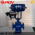 Pneumatic Control 3 way Steam Flow Rate Pressure Control Valve
