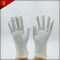 Meilleure qualité gants de coton blanc