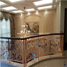 Aluminum Stair Balustrade Design