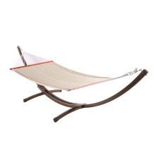 Steel hammock bed set