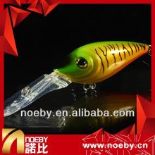 NOEBY appât dur appât de pêche appât en plastique appât manivelle