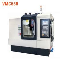 Вертикальный обрабатывающий центр / токарный станок с ЧПУ Vmc650 на продажу