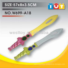 TPR art weapon saft foam sword for sale