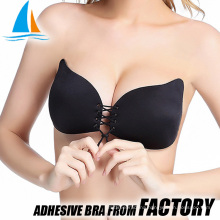 Backless push up cloth adhesive cloth 40c bra size