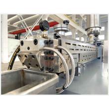 Máquina extrusora de pelotização de composição de Nylon de plástico duplo PE PVC PP