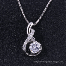 hot sale factory direct price 925 silver pendant OEM