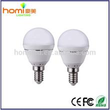 6W Aluminium mit weißer Körper LED Birne smd2835 IC Fahrer 80lm/w, 2 Jahre Garantie-LED-Lampe