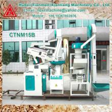 2017 Date automatique bonne machine de moulin à riz à vendre