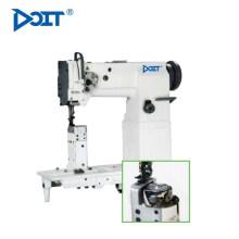 DT 82440-1H machine à coudre à point unique d'alimentation composée de post-lit d'aiguille simple avec la grande navette rotatoire