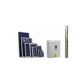 Small Domestic Solar Water Pump System