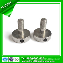 Stainless Steel Cheese Head Bolt with Hole