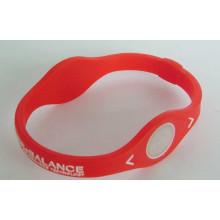 Sport-Geschäfts-Feiertags-förderndes Geschenk-würdevolles Silikon-Armband