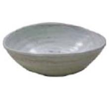 Меламин овальной чаши с резьбой меламин чаша (QQBK1615)
