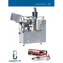 Shoe Polish Tube Filling and Sealing Machine