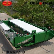 Machine de machine à paver en caoutchouc de voie de l'usine de la qualité Tpj-2.5