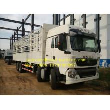 Ciężkie samochody ciężarowe HOWO A7 6X4