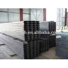 Cold roll forming C steel purlin