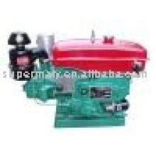 Одноцилиндровый дизельный двигатель SD LD (2 кВт-25 кВт)