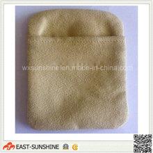 Suede cosméticos saco de jóias caso (DH-MC0399)