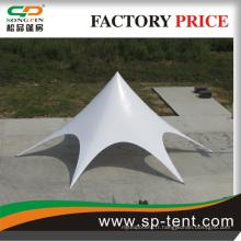 Tente d'entrepôt temporaire en plein air avec porte murale ou en rouleau ABS à vendre