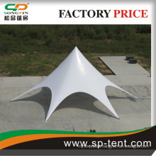 Outdoor Temporary Warehouse Tent with ABS Solid Wall or roll door for sale