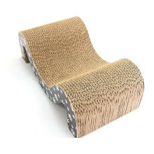 M Shape Corrugated Cat Scratching Post